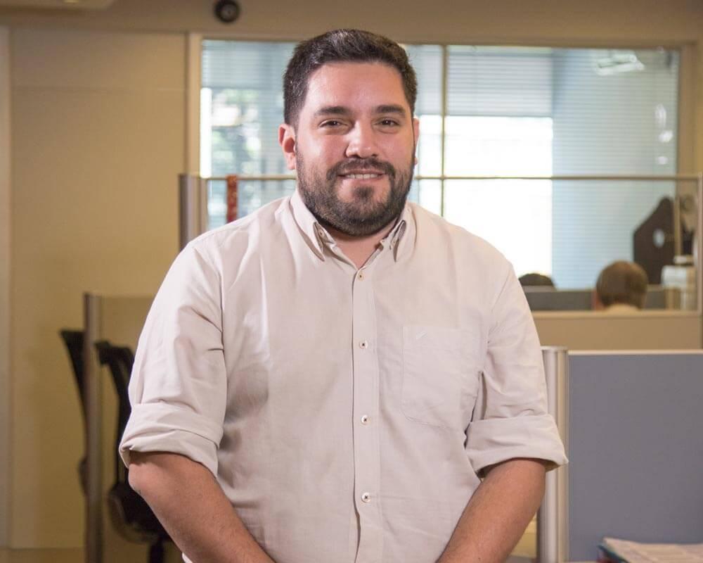 Diego Camino - Ejecutivo de Cuentas Canal Productores