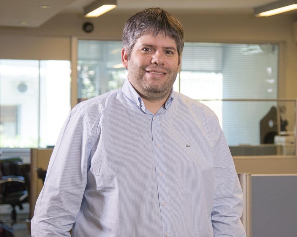 Juan Manuel Perales - Jefe de Canal Directo