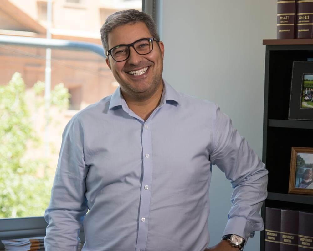 Rodrigo Castro - Director Comercial y Financiero