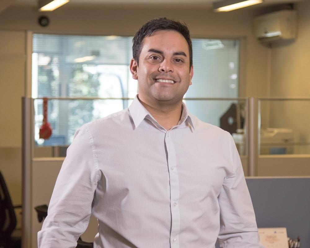 Victor Moreira - Ejecutivo de Cuentas Canal de Productores