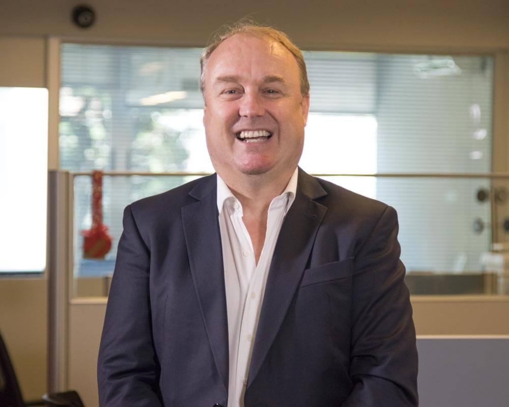 Daniel Varoni - Jefe de Canal Productores